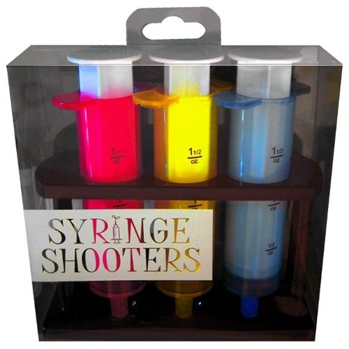 Syringe Shooters
