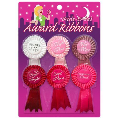 Bride-to-Be Award Ribbons