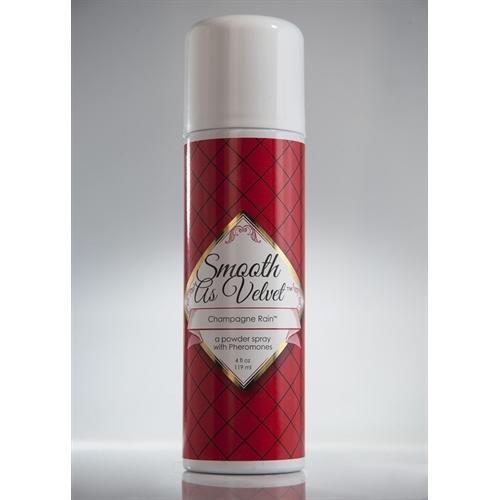 Smooth as Velvet Sheet Spray - Pink Champagne Rain - 4 Oz.