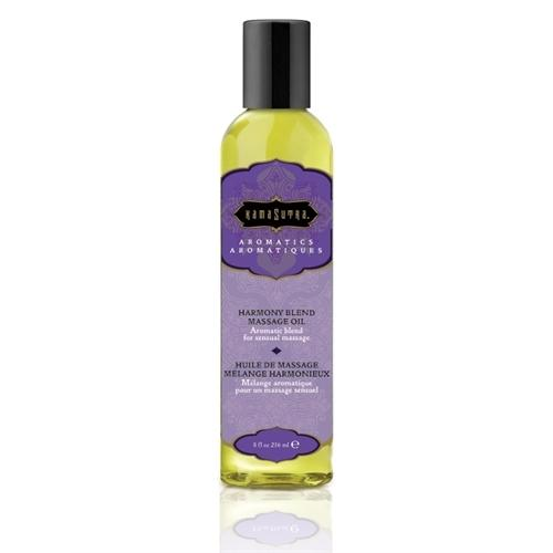 Aromatic Massage Oil - Harmony 8 Fl Oz