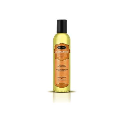 Aromatics Massage Oil - Sweet Almond - 2 Fl Oz