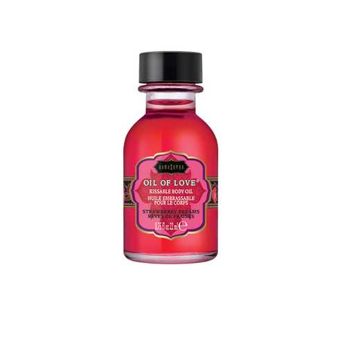 Oil of Love - Strawberry Dreams - 0.75 Fl. Oz. / 22 ml