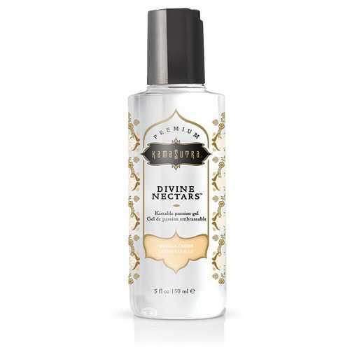 Divine Nectars Flavored Body Glide 5 Fl. Oz 150ml - Vanilla Creme