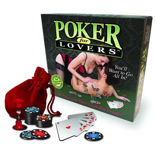 Special Edition Poker for Lovers