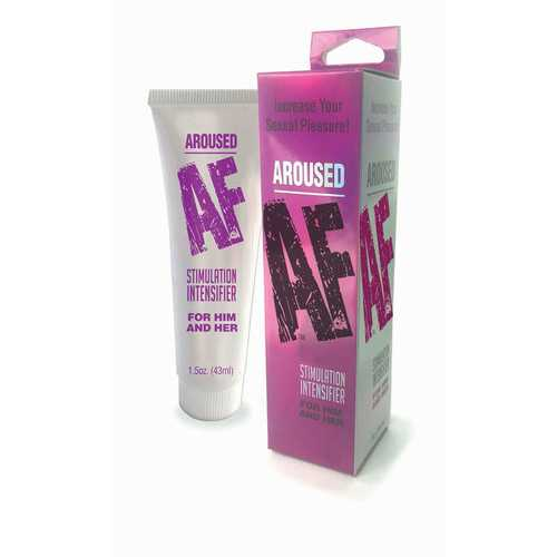Aroused Af- Stimulation Enhancer 1.5oz