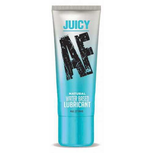 Juicy Af - Natural Water Based Lubricant - 4oz
