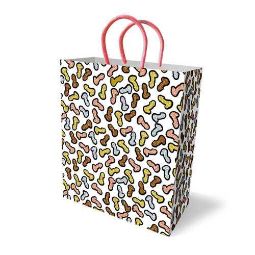 Glitterati Penis Gift Bag