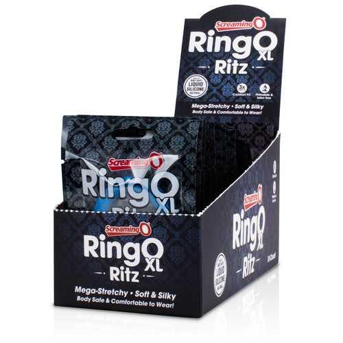Ringo Ritz XL - 18 Count P.O.P. Box - Assorted