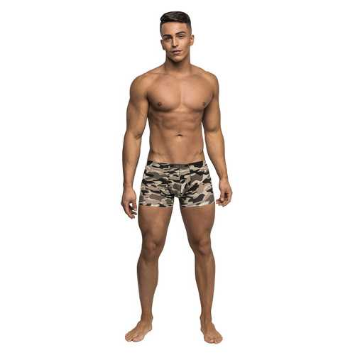 Commando - Mini Short - Large - Camo