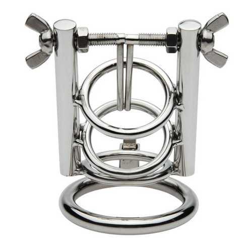 Urethral Spreader Chastity Cage