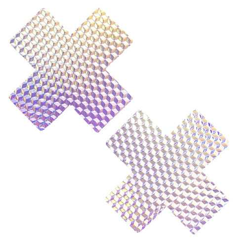 Mine Crafty 3d Pastel X Factor Nipztix Pasties Lustful Lilac Holographic
