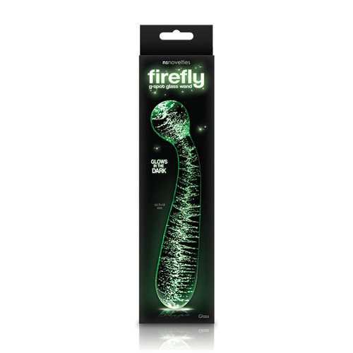 Firefly Glass - G-Spot Glass Wand