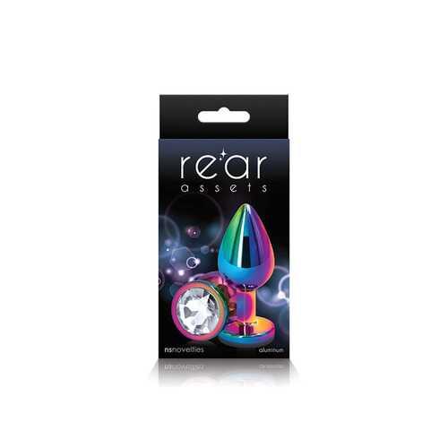 Rear Assets - Multicolor - Medium - Clear
