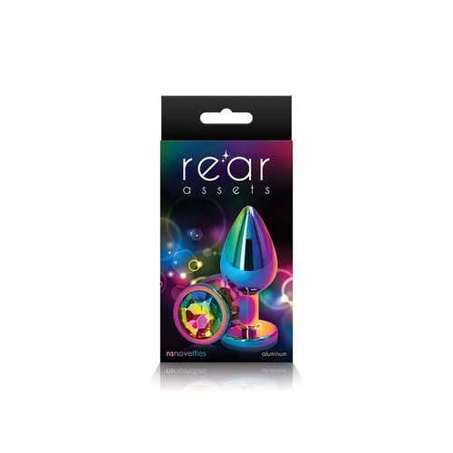 Rear Assets - Multicolor - Medium - Rainbow