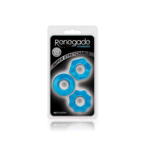 Renegade - Chubbies - Blue