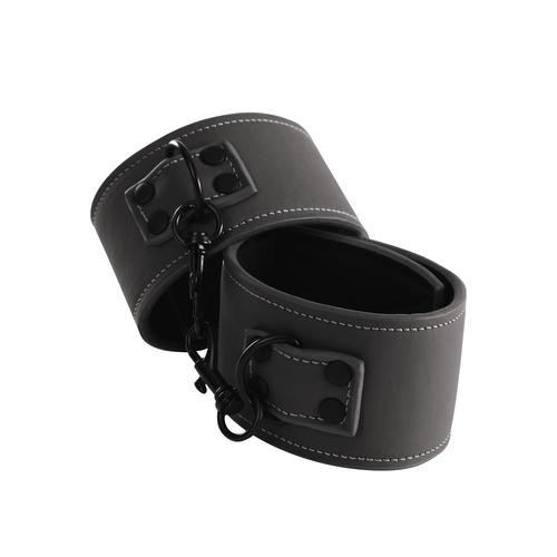 Renegade Bondage Wrist Cuff - Black