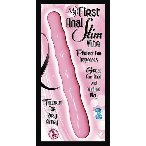 My First Anal Slim Vibe