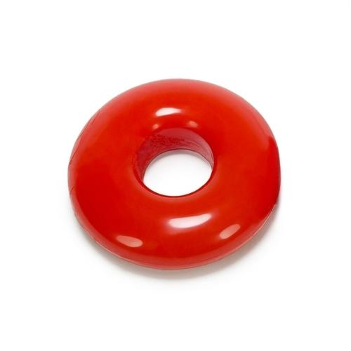 Do-Nut-2 Large Atomic Jock Cockring - Red