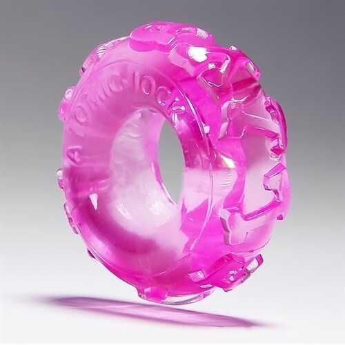 Jelly Bean Cockring Atomic Jock - Pink