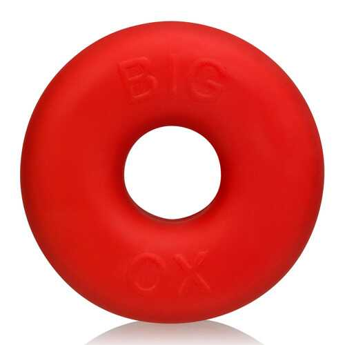 Oxballs Big Ox Cockring - Red