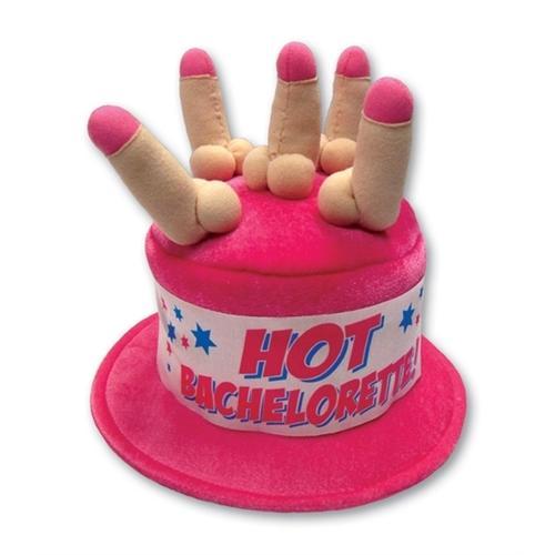 Hot Bachelorette Pecker Hat