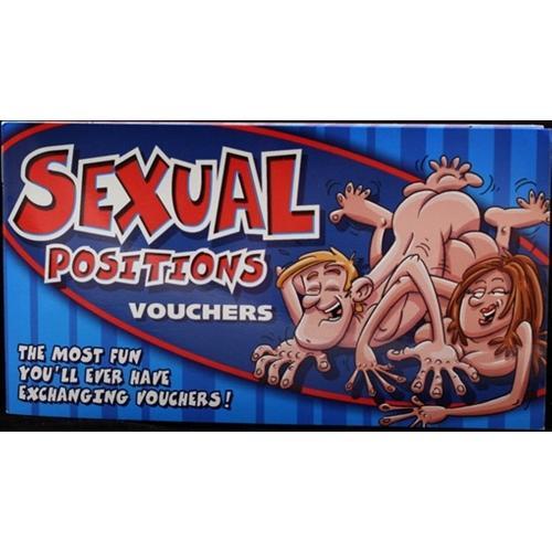 Sexual Positions Vouchers