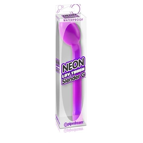 Neon Luv Touch Slender G - Purple