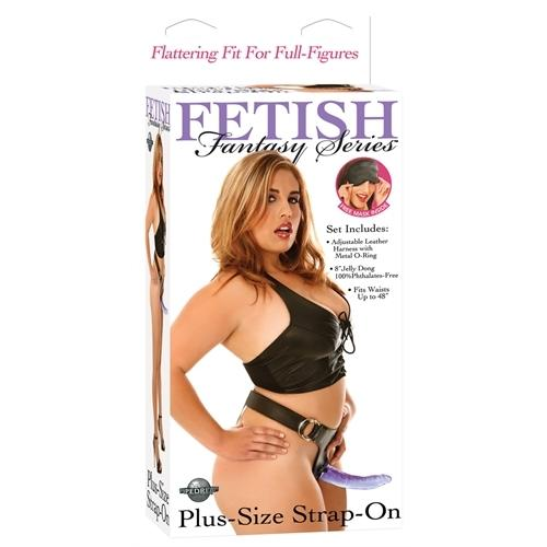 Plus Size Strap on Fetish Fantasy Series