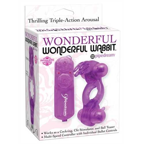 Wonderful Wonderful Wabbit - Purple