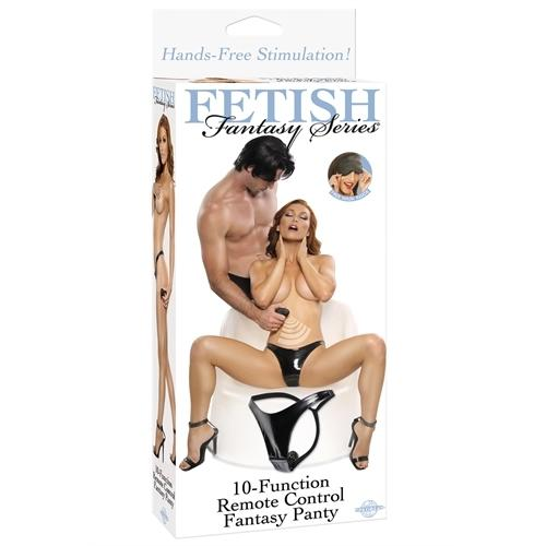 Fetish Fantasy Series 10 Function Remote Control Fantasy Panty