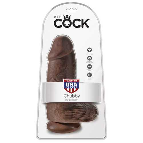 King Cock Chubby - Brown