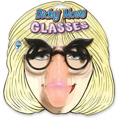Phoney Face Glasses Penis