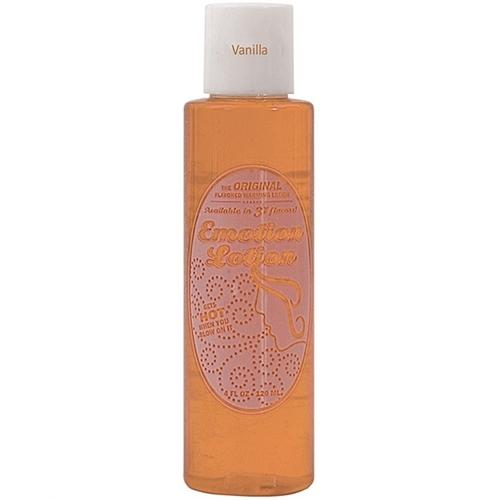 Emotion Lotion - Vanilla - 4 Fl. Oz.