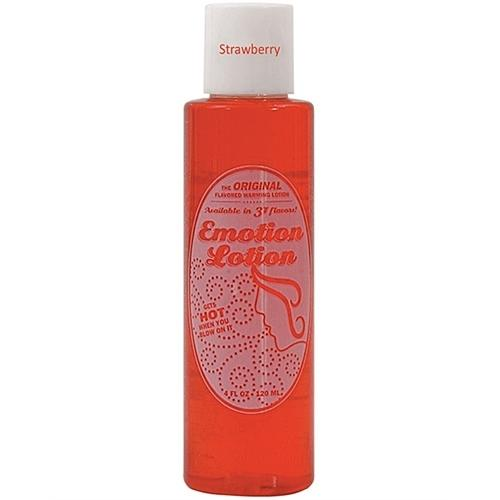 Emotion Lotion - Strawberry - 4 Fl. Oz.