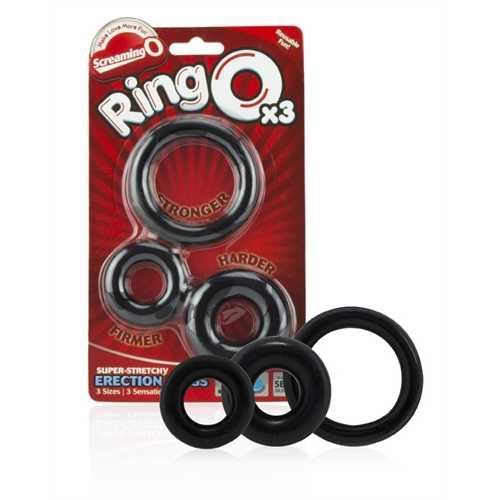 Ringo X3 - Black - Each