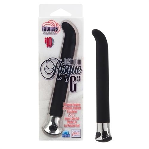 10-Function Risque G-Vibe - Black