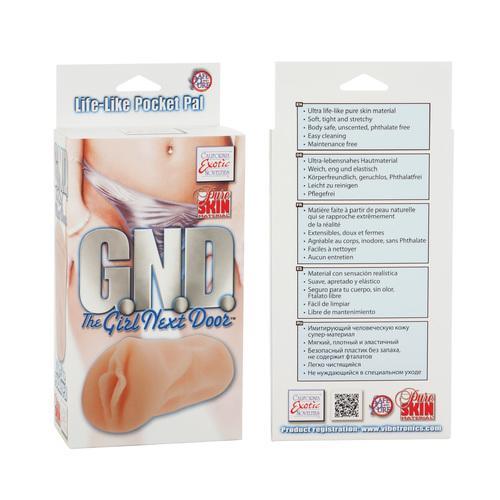 g.n.d the Girl Next Door - Ivory