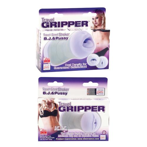 Travel Gripper B.j. and Pussy