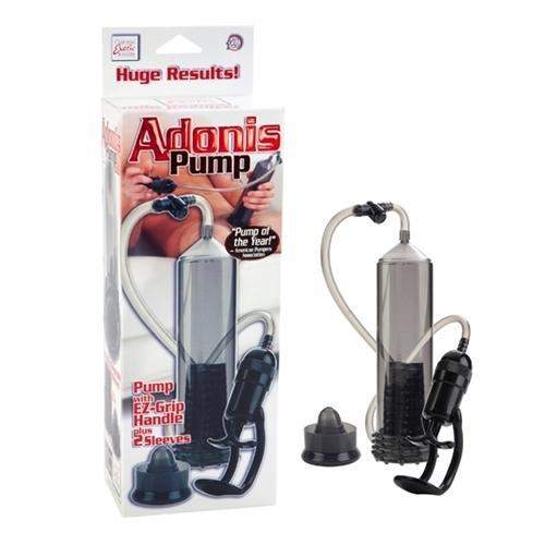 Adonis Pump - Smoke