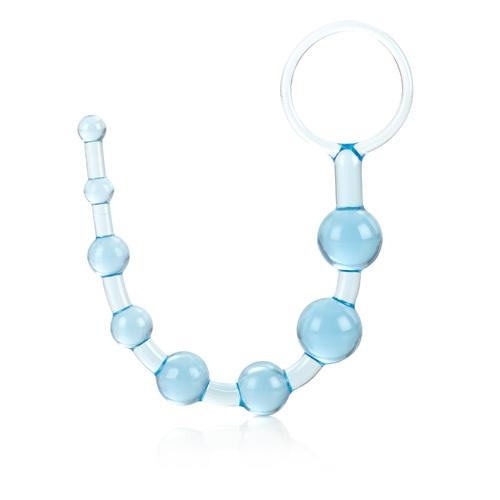 Anal 101 Intro Beads - Blue