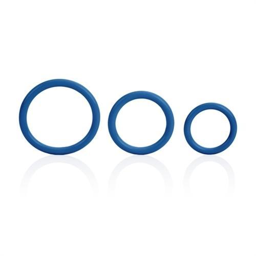 Tri-Rings - Blue