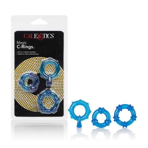 Magic C-Rings - Blue