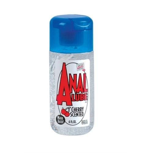 Anal Lube 6 Oz - Cherry Scented