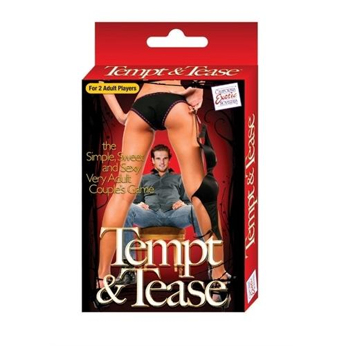 Tempt and Tease Game
