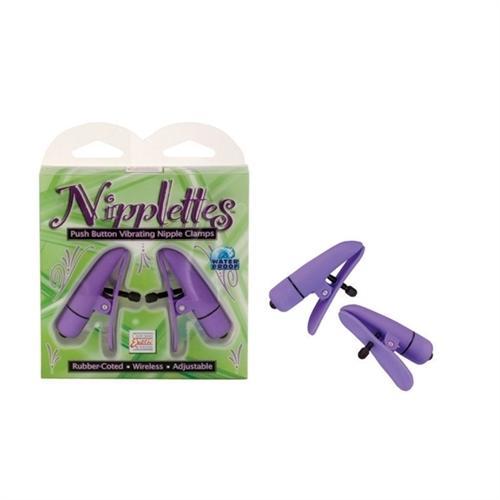 Nipplettes - Purple
