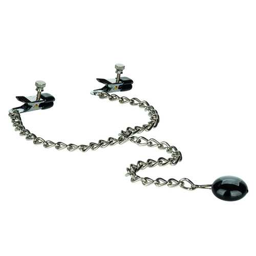 Nipple Play Weighted Disc Nipple Clamps