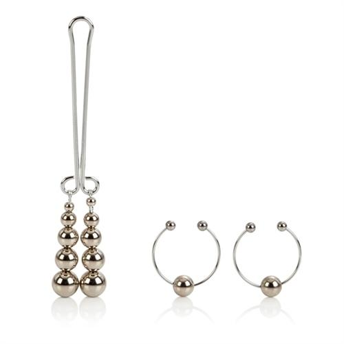 Nipple and Clitorial Non-Piercing Body Jewelry