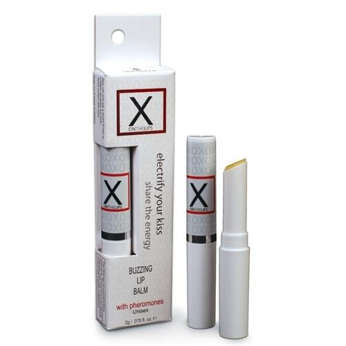 X on the Lips Lip Balm - .75 Oz.