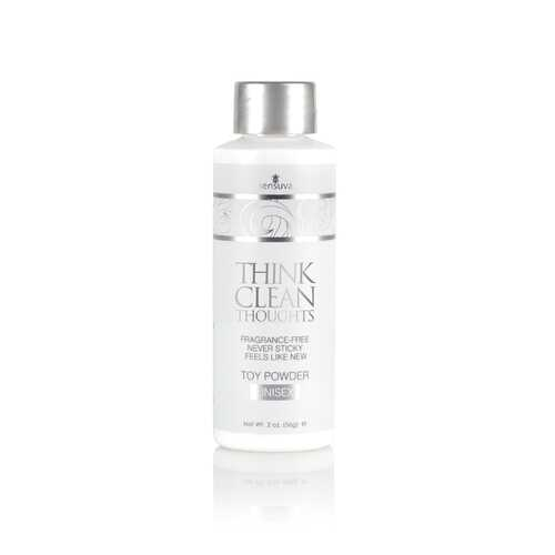 Think Clean Thoughts Toy Powder - 2 Oz.