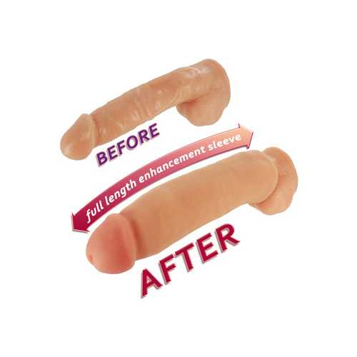Fat Jack Penis Enlarger Sleeve  - Bulk -